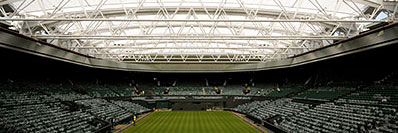 Centre Court roof