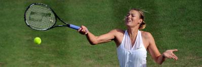 Maria Sharapova letterbox