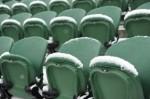 Snow on Seats